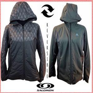 Salomon Pertex Classic Eco Reversible Hood Jacket